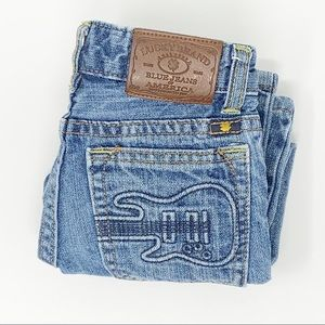 Lucky Brand Billy Straight Kids Jeans 3T